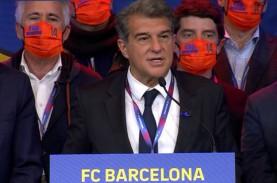 Laporta Kembali Pimpin Barcelona, Langsung Puji Cruyff…