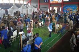 ASN Pelayanan Publik di Kabupaten Cirebon Mulai Divaksin…
