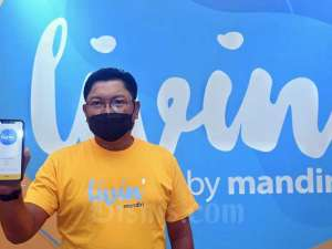 Bank Mandiri Kenalkan Livin Sebagai Pengganti Mandiri Online
