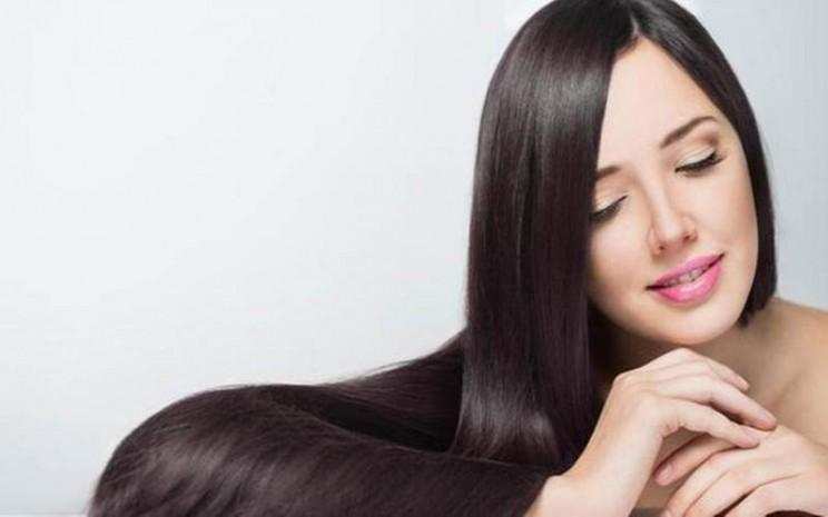 Ilustrasi rambut sehat - istimewa