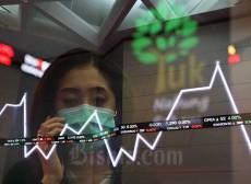 IHSG Ditutup Koreksi, Investor Asing Borong Saham UNTR, Buang BCA