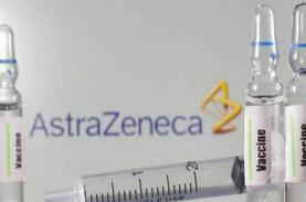 Hari Ini, 1,1 Juta Vaksin Covid-19 AstraZeneca Tiba…