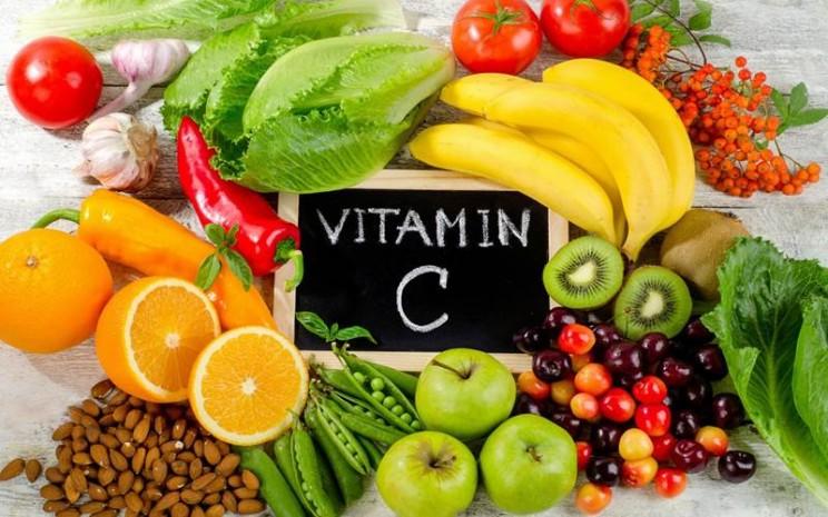Vitamin C bisa didapat dari berbagai sumber, khususnya buah-buahan.  - Bisnis.com