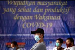 300 Pedagang di Bandung Ikuti Gebyar Vaksinasi Massal Covid-19