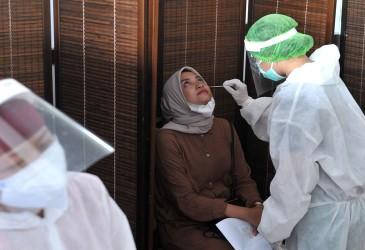 Dongkrak Low Season, Garuda Terbebani Biaya Rapid Antigen?