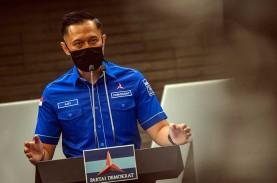 AHY Pecat 32 Kader Pemilik Suara Jelang KLB Demokrat