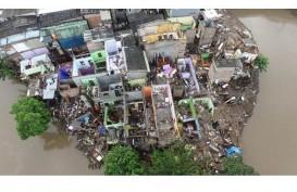 Pemprov DKI Kebut Normalisasi Sungai di Jakarta