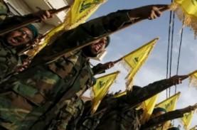 Tentara Lebanon Tembak Pesawat Nirawak Israel