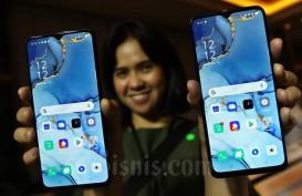 Untuk Pertama Kali, Oppo Pimpin Penjualan Ponsel Pintar di China