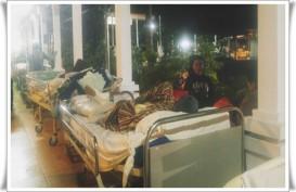 Puluhan Bed Isolasi Covid-19 di Sragen Kosong
