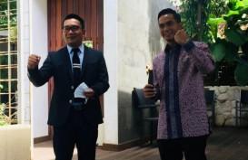 Ridwan Kamil Dukung Anindya Bakrie Maju Jadi Ketua Umum Kadin