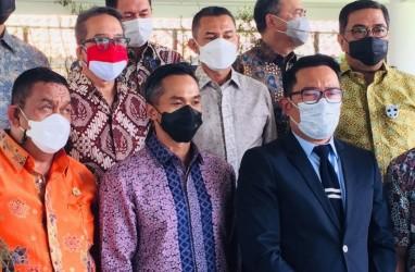 Didukung Ridwan Kamil, Anindya Bakrie Izin Pinjam Visi Misi Jabar