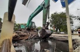 Pemkot Banjarmasin Gerak Cepat,Normalisasi Sungai Pascabanjir