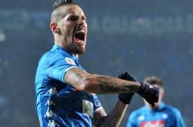 Mantan Kapten Napoli Marek Hamsik Gabung ke Juara…