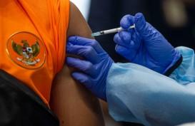 Pegawai dan Pimpinan KY Disuntik Vaksin Covid-19 Dosis Pertama