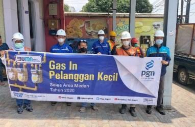 Bantu Pemulihan Ekonomi, PGN Medan Pasok Gas Hotel dan UMKM