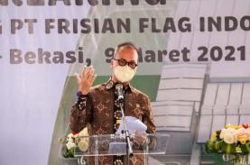 Frisian Flag Investasi Pabrik Baru Senilai Rp3,8 Triliun
