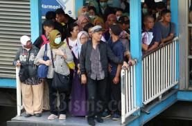 MRT & TransJakarta Mulai Integrasi, Bangun Totem di…