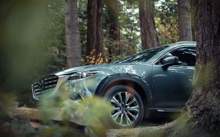 New Mazda CX-9.  - Mazda