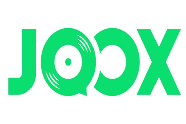 Logo Joox.  -