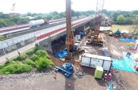 Astra Tol Tangerang-Merak Lakukan Pelebaran Jembatan Ciujung