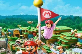 Hore! Super Nintendo World di Jepang akan Dibuka 18…