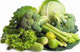 Ahli Gizi : Diet Harus Makan Sayur!