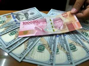 Rupiah Tertekan Akibat Tren Penguatan Dolar AS Terhadap Mata Uang Dunia