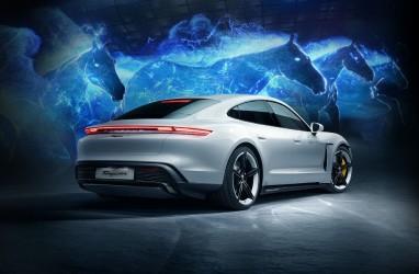 Porsche Tambah Kepemilikan Saham di Rimac Automobili
