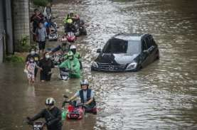 SENGKETA TANAH : Penanganan Banjir Terganjal