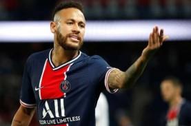 Liga Champions PSG vs Barcelona, Neymar Dipastikan…