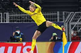 Seri vs Sevilla, Dortmund Lolos ke Perempat Final…