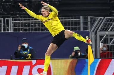 Seri vs Sevilla, Dortmund Lolos ke Perempat Final Liga Champions