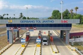 Ruas Tol Jantho—Indrapuri di Aceh Sepanjang 16 Kilometer…