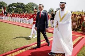 Suntik Modal US$3,8 Miliar, UEA Gandeng Indonesia…