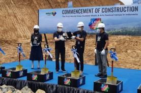 Sandiaga Uno dan Hary Tanoe Resmikan Pembangunan MNC…