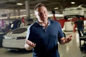 Elon Musk Bagikan Foto Anaknya X Æ A-Xii di Twitter