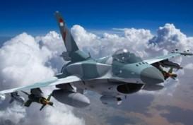 2 Jet Tempur Lanud Roesmin Nurjadin Ikut Patroli Karhutla