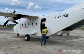Diangkut Pakai Pesawat, Elpiji 12 Kg di Perbatasan Dijual Harga Segini