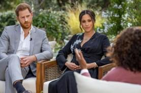Meghan Markle Pakai Gelang Putri Diana saat Wawancara…