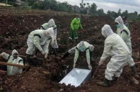 Satu Tahun pandemi, IDI: Kasus Kematian Covid-19 RI…