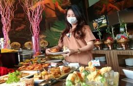 Food Marathon Luminor Hotel Sidoarjo Tawarkan Hidangan Berbagai Negara