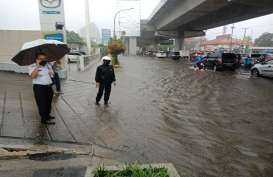 Intensitas Hujan Meningkat, Waspadai Potensi Banjir di Makassar