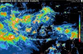 BMKG Rilis Peringatan Dini Cuaca Hujan Lebat Disertai Angin di Berbagai Daerah