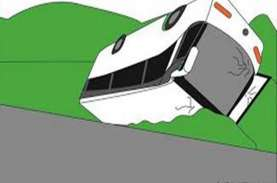 Kecelakaan Bus Pariwisata di Sumedang: Korban Masih…