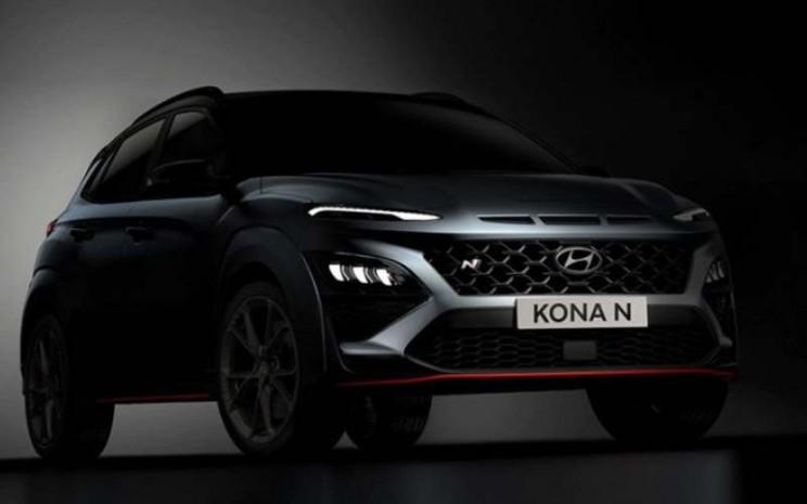 All-new Hyundai Kona N. (ANTARA - Hyundai)