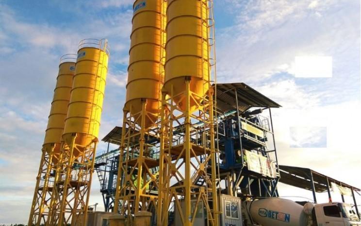 Batching plant PT Wijaya Karya Beton Tbk. - wika/beton.co.id