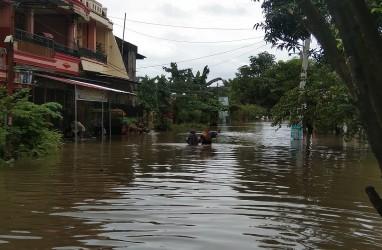 Banjir Makassar, Ratusan Jiwa Mengungsi