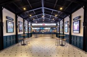 Emiten Jaringan Bioskop CGV Cinemas (BLTZ) Disuntik Kredit Rp280 Miliar