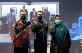 Jalankan Strategi Ridwan Kamil, Kinerja Jasa Sarana Makin Kinclong